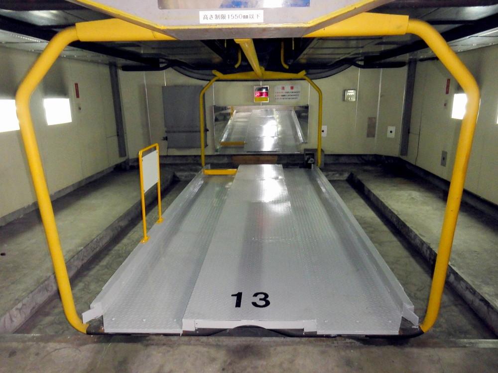 立体駐車場リニューアル工事のご紹介 | 日本駐車場メンテナンス株式会社
