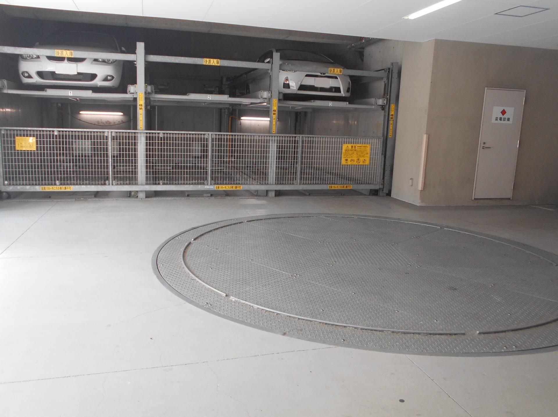 2018年4月度 6件の立体駐車場メンテナンス新規受託を頂きました!