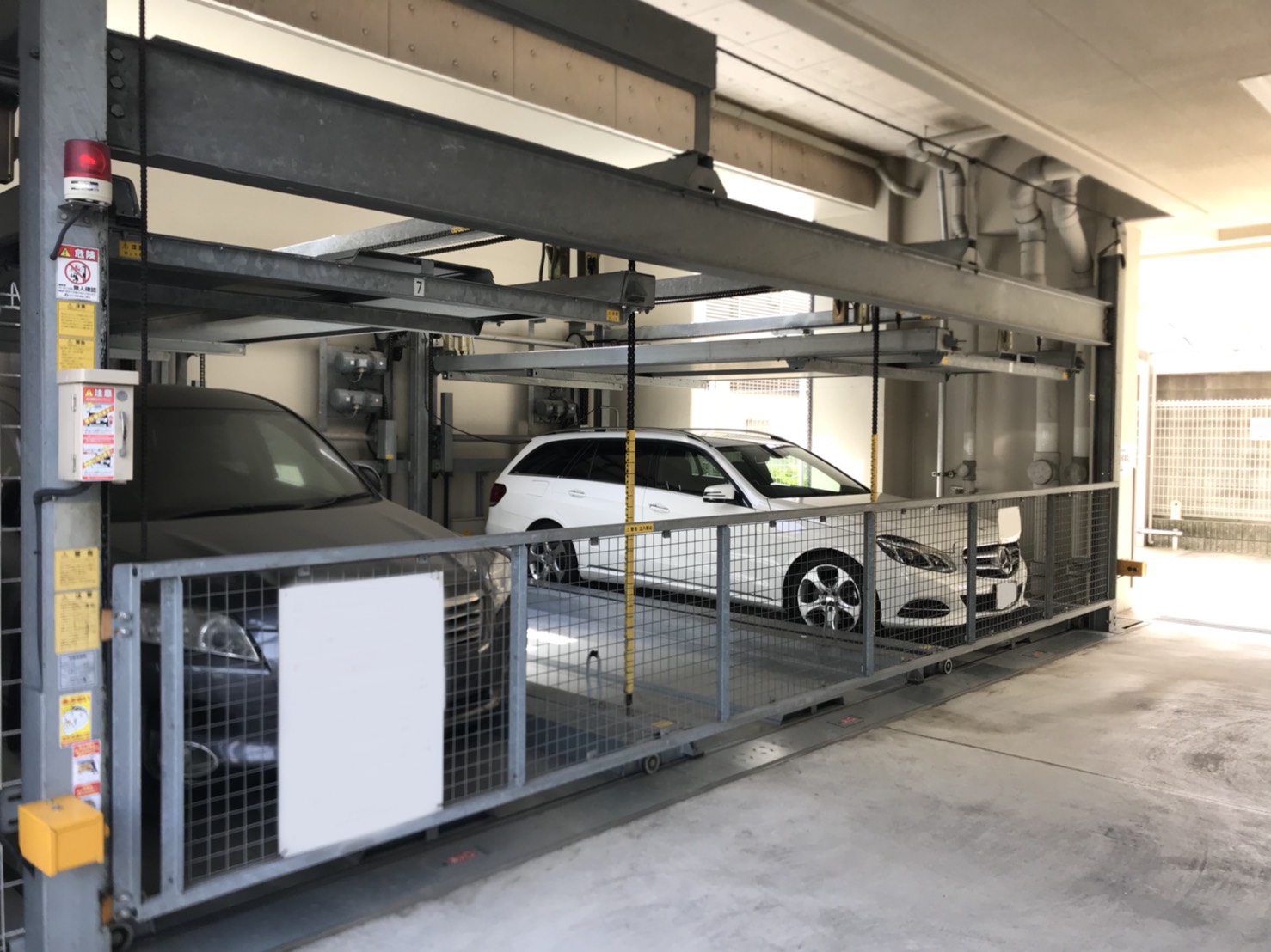 2018年5月度 9件の立体駐車場メンテナンス新規受託を頂きました!