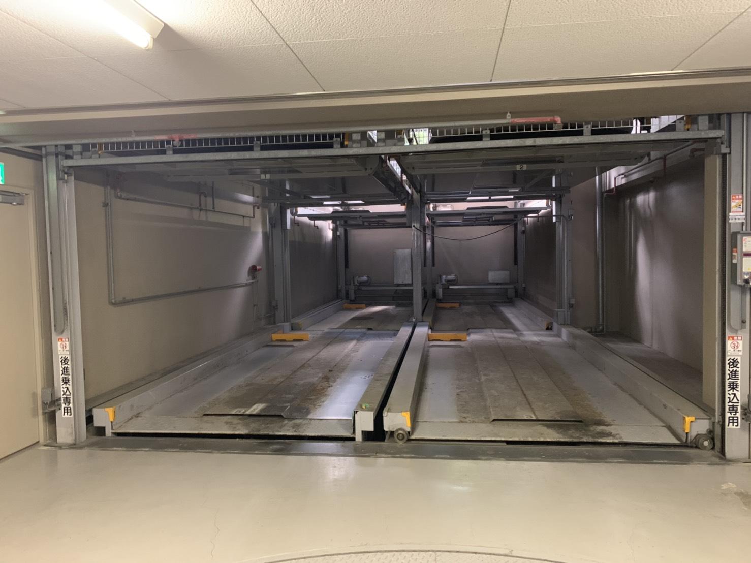 2019年5月度8件の立体駐車場メンテナンス新規受託を頂きました!