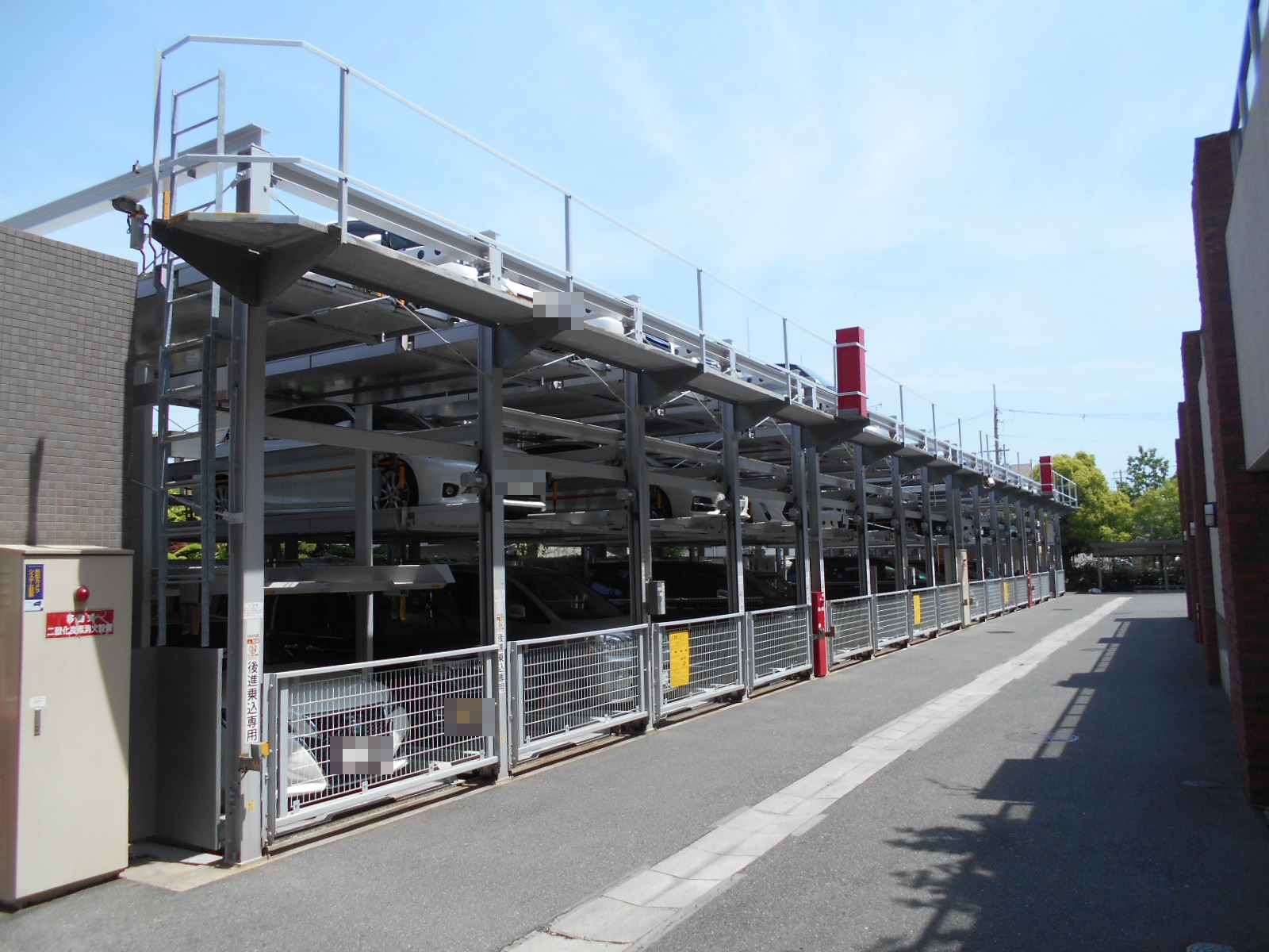 2019年6月度 41件の立体駐車場メンテナンス新規受託を頂きました!