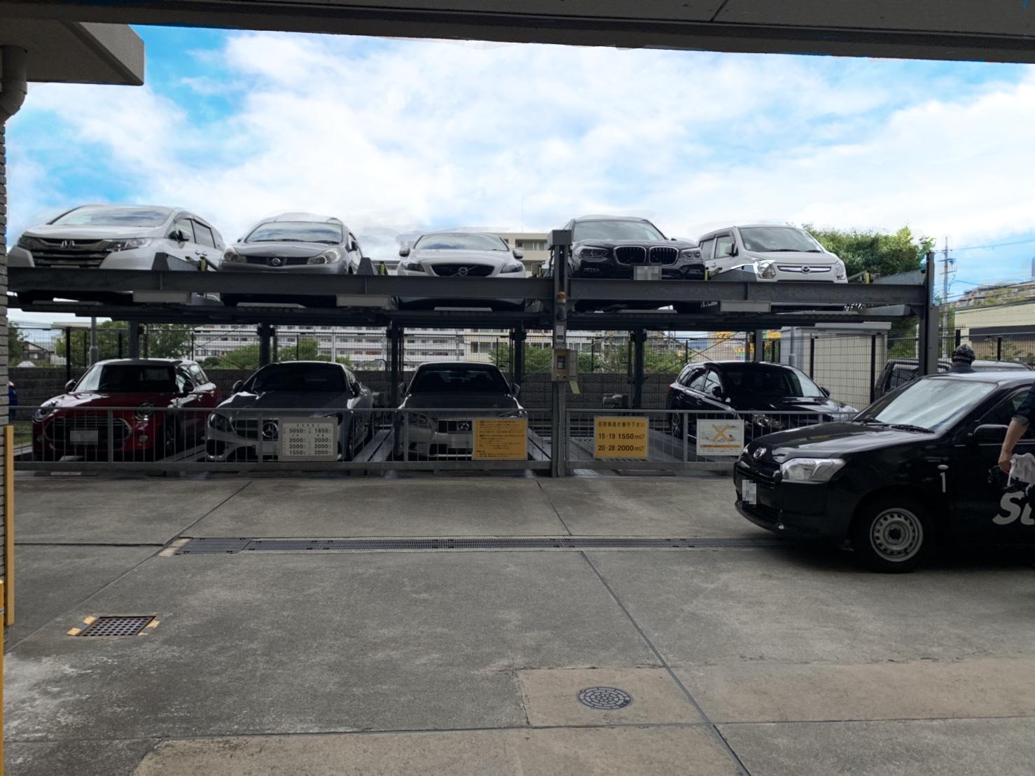2019年7月度8件の立体駐車場メンテナンス新規受託を頂きました!