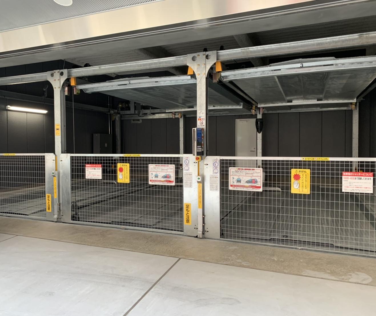2019年8月度 12件の立体駐車場メンテナンス新規受託を頂きました!