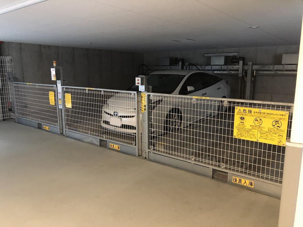 2019年10月度 13件の立体駐車場メンテナンス新規受託を頂きました!