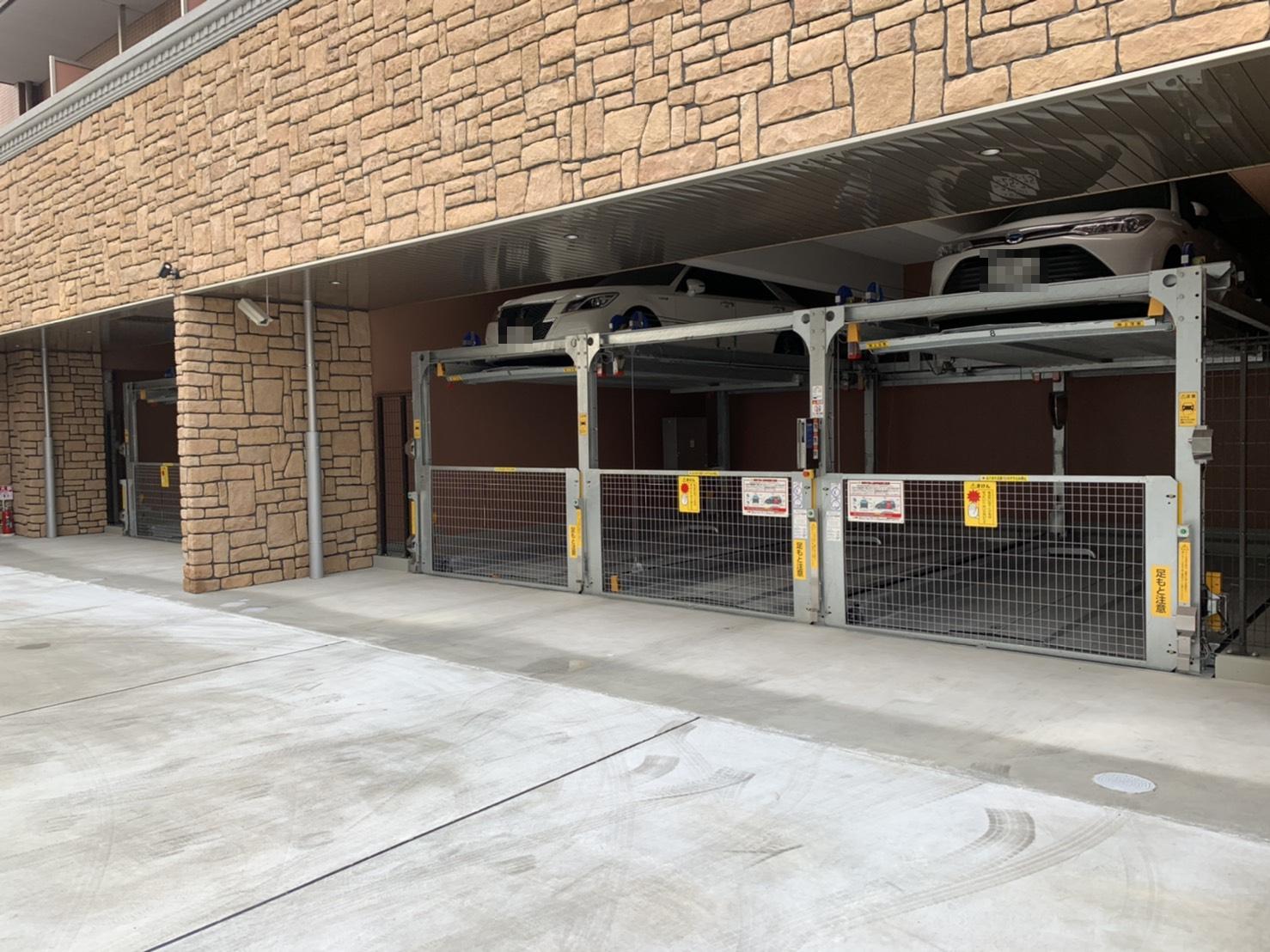 2020年1月度 15件の立体駐車場メンテナンス新規受託を頂きました!