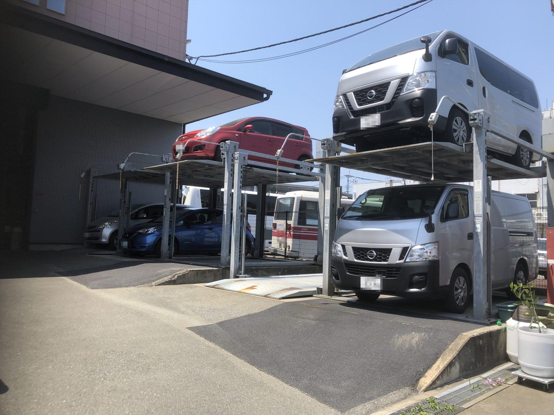 2020年5月度 九州エリア82件 立体駐車場メンテナンス受託を頂きました!