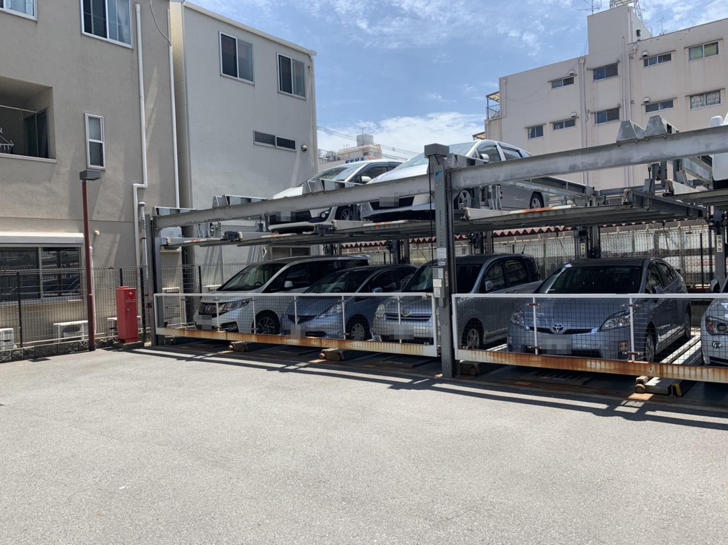 2020年5月度13件(関西5件/関東8件)立体駐車場メンテナンス受託を頂きました!