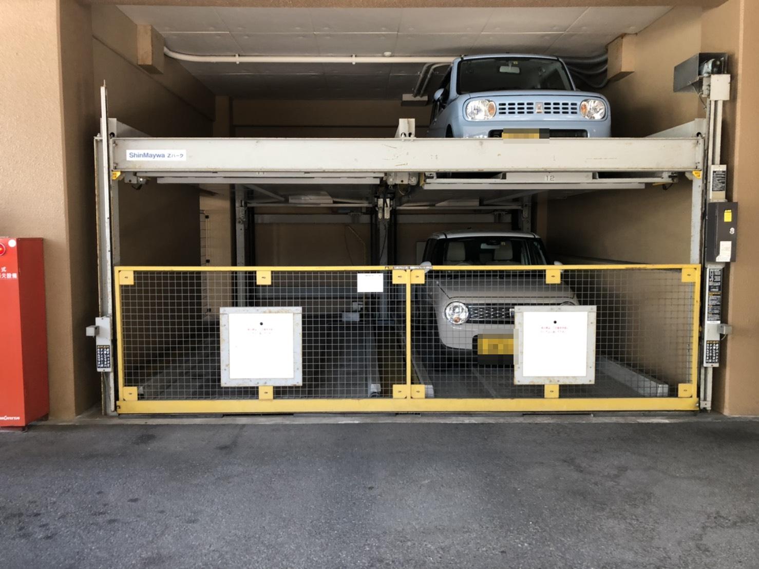2020年9月度 関西5件/関東12件 機械式・立体式駐車場メンテナンス受託を頂きました!