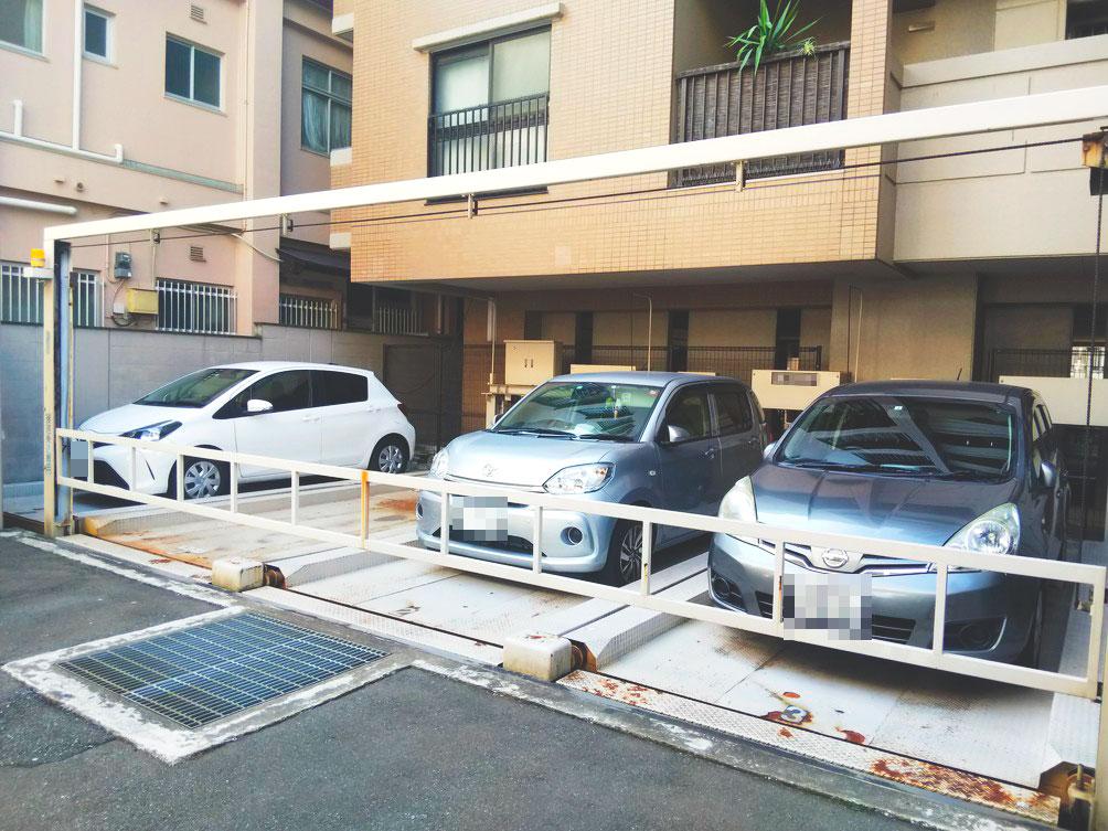 2020年11月度 関西7件/関東2件 機械式・立体式駐車場メンテナンス受託を頂きました!