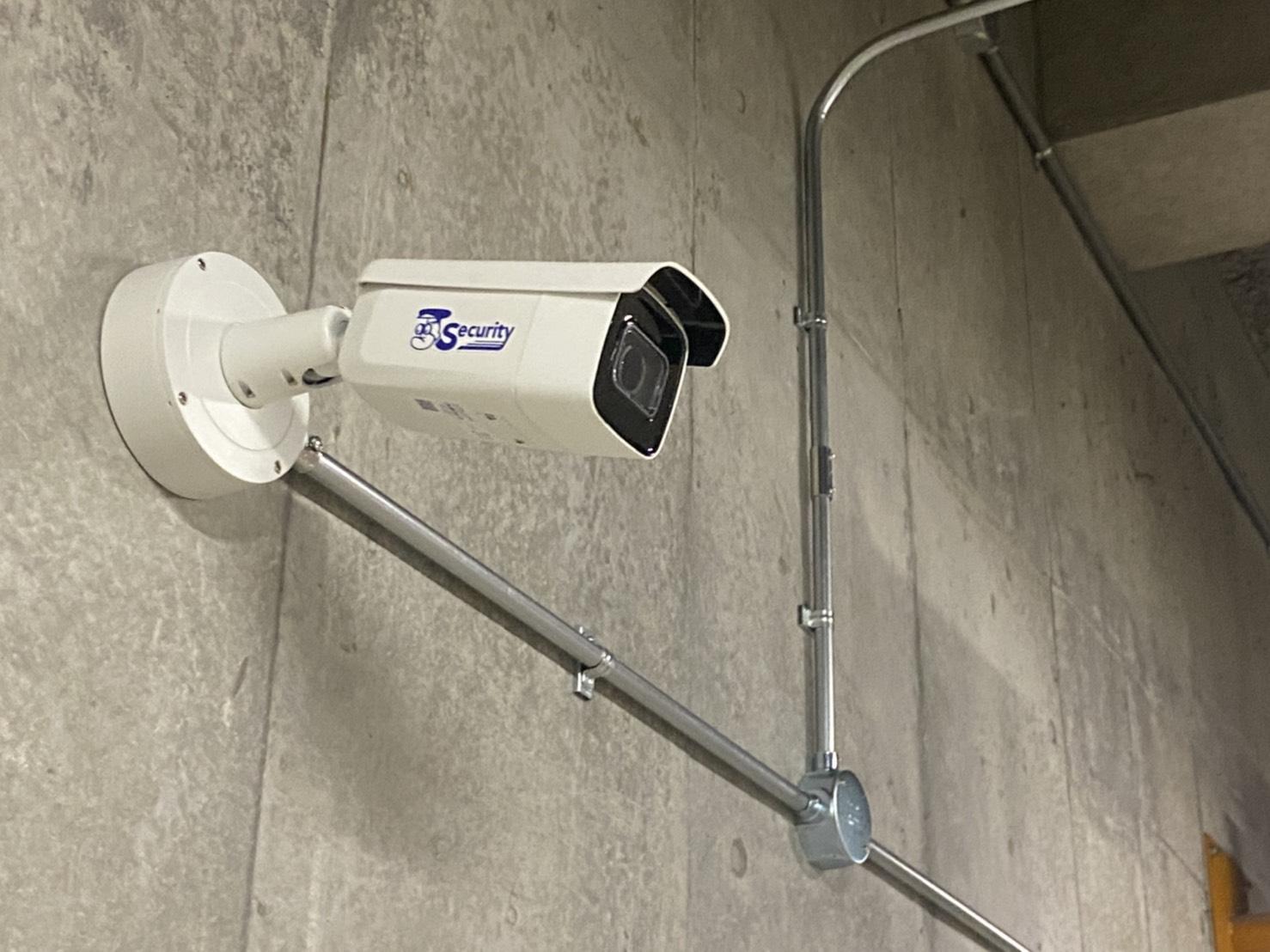 2021年3月度 防犯カメラ6件設置致しました!