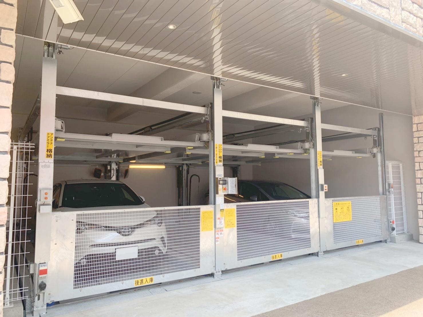 2021年4月度 関西7件・関東3件 機械式・立体式駐車場メンテナンス受託を頂きました!