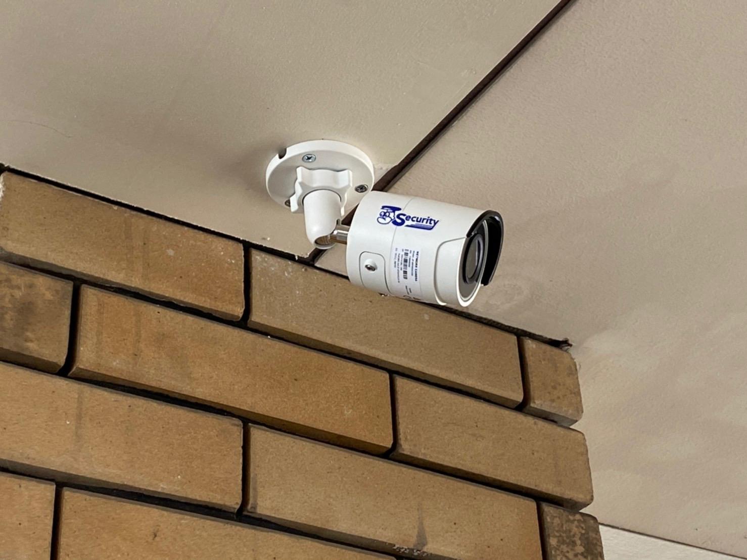 2021年4月度 防犯カメラ2件設置致しました!